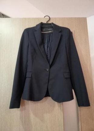 Базовый пиджак жакет