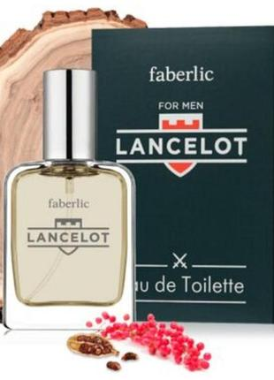 Парфюмерная вода ланселот lancelot фаберлик