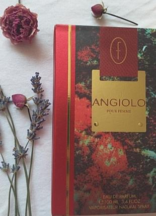 Angiolo pour femme парфюмерная вода