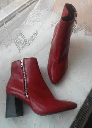 Ботинки new look 40р