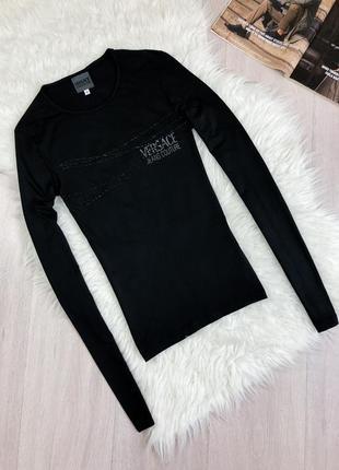 Фирменный лонгслив  versace jeans couture оригинал
