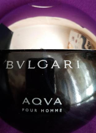 Парфюмерная вода bvlgari aqva