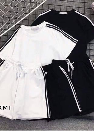 Костюм (футболка +шорты