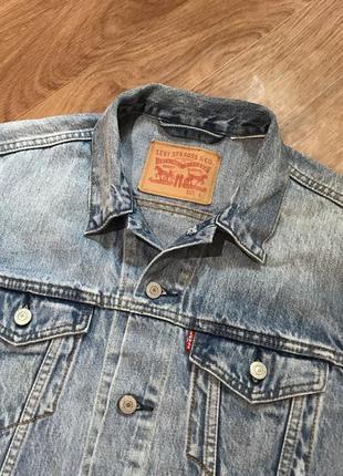 Улётная джинсовка (джинсовый жакет) от levis vintage