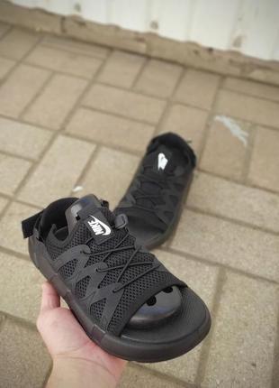 Мужские сандалии текстиль nіке