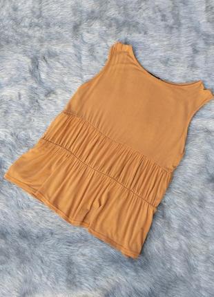 Свободная блуза кофточка топ boohoo