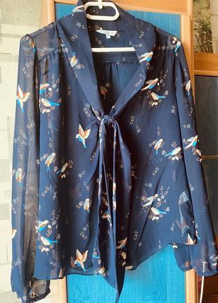 Яркая красивая блузка new look