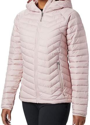 Куртка columbia women's powder jacket р xs  (42-44)