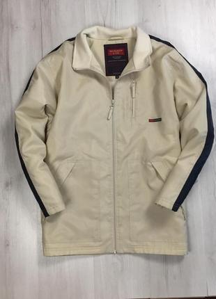 F9 курточка винтажная с лампасами mcqueen