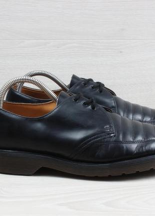 Кожаные туфли dr. martens оригинал англия, размер 40 - 41