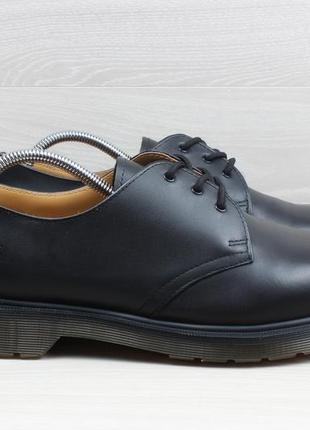 Мужские кожаные туфли / ботинки dr. martens оригинал, размер 45