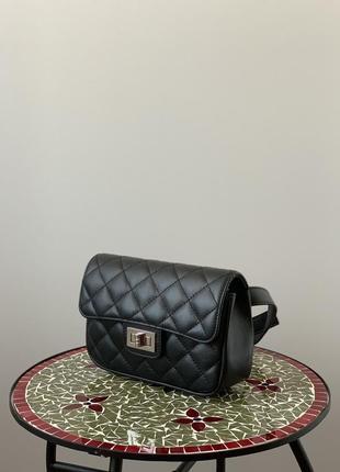 Женская поясная сумка италия