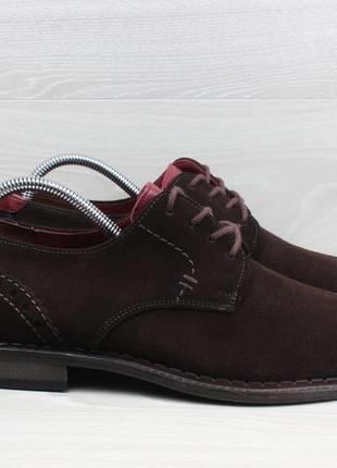 Мужские замшевые туфли lloyd, размер 42