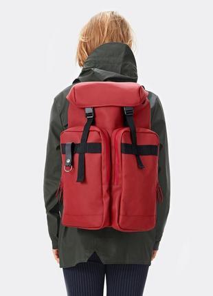 Тревел рюкзак от rains