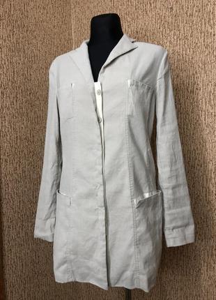Продам жіночий літній тренч-annette gortz linen coat