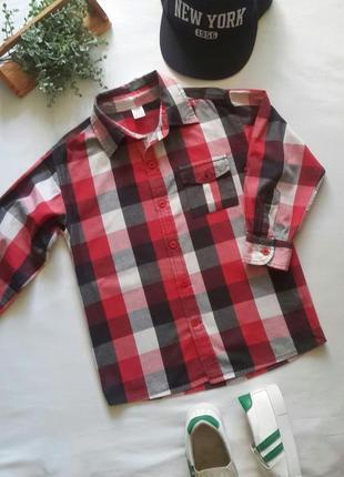 Дитяча сорочка на 6-7 років 🎁 1+1=3