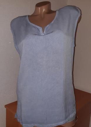 Футболка/блуза из вискозы под джинс