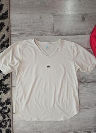 Спортивна дихаюча футболка odlo