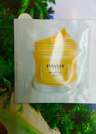 Пробники дневного крема payot