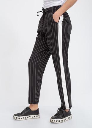 Летние штаны с лампасами