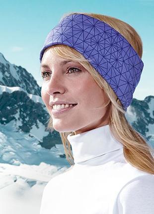 Функциональный шарф, снуд, баф, повязка для спорта и отдыха германия
