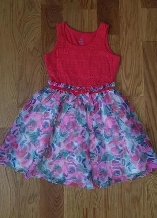 Шикарна нарядна сукня