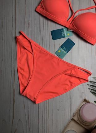 Яркие плавки бикини бренда new look (2577)