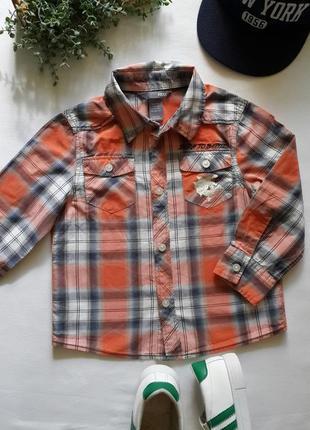 Дитяча сорочка на 2-3 роки 🎁 1+1=3