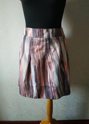 Тоненькая летняя юбка