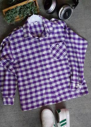 Дитяча сорочка на 8-9 років 🎁 1+1=3