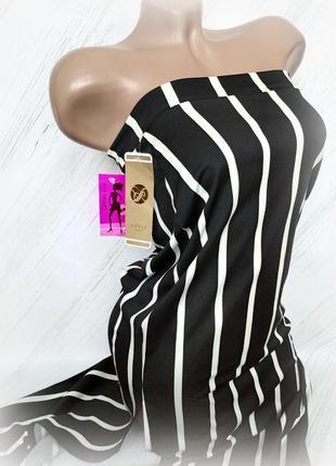 Идеальная юбка в полоску от the clothes line one size