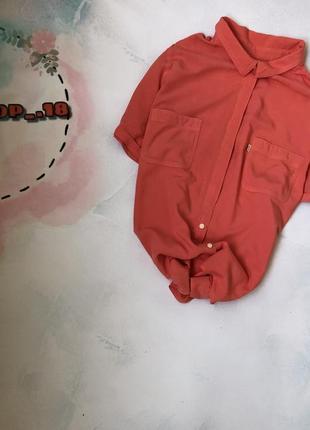 Летняя яркая блуза от levi's