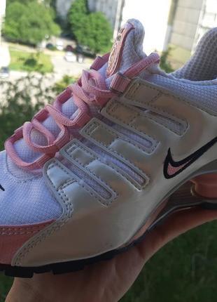 Nike shox оригинальные кроссовки