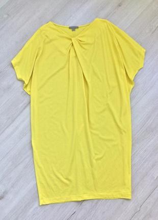 Платье-футболка платье-кокон платье cos