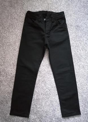 Крутые фирменные катоновые брюки для школы например