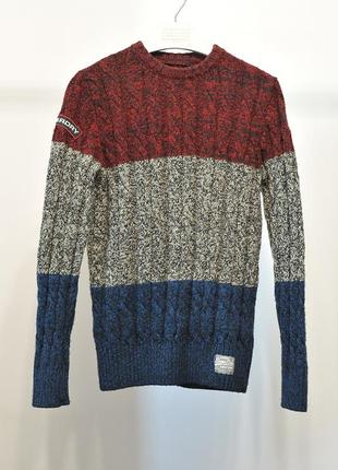 Світер кофта свитер superdry - s