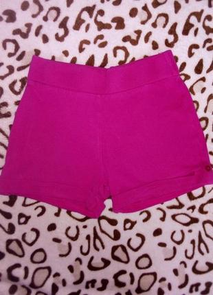 Шорты, шортики для девочки 5-8 лет