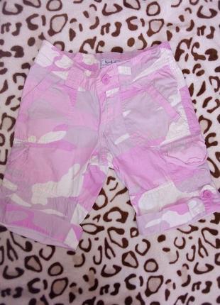 Шорты, шортики для девочки 5-7 лет
