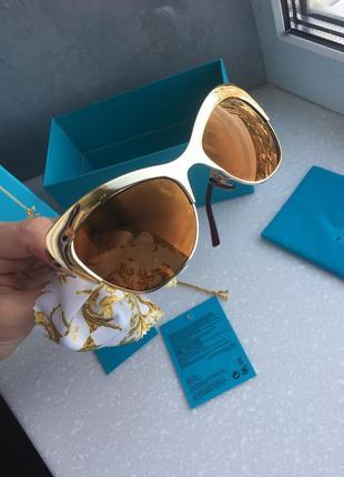 Оригинальные очки лимитированные h&m x anna dello russo adr