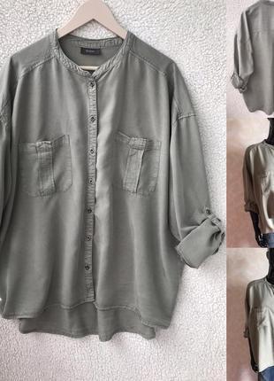 Идеальная рубашка jessica оверсайз