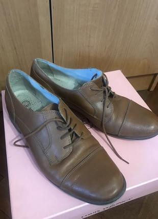 Туфли женские ( осенние )