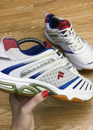 Теннисные кроссовки fila для тенниса