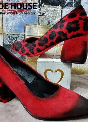 Дизайнерские туфли ручная работа 35-41