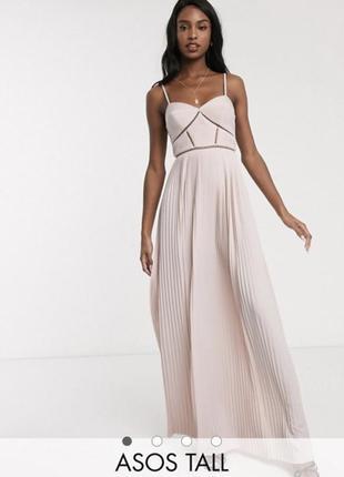 Шикарна сукня asos