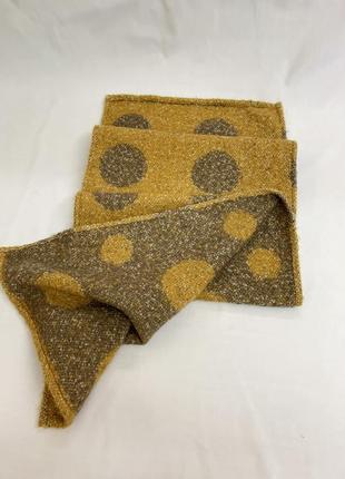 Двусторонний мягкий шарф