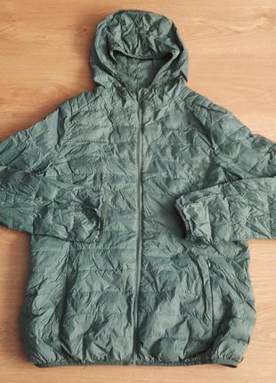 Фирменная курточка-пуховик basic