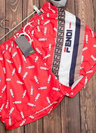 Мужские пляжные шорты, летние шорты купательные