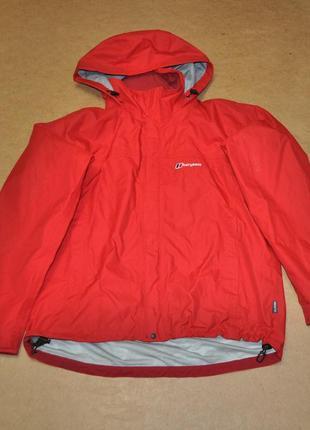 Berghaus куртка на мембране красная