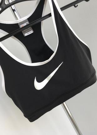 Nike dri-fit топ топик спортивний майка оригинал