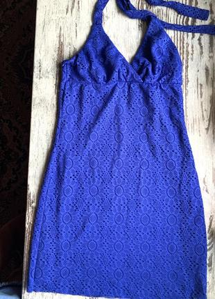 Пляжное платье calzedonia